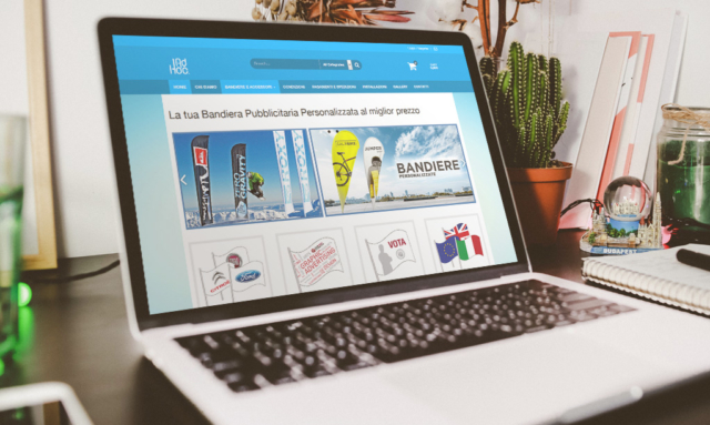 Realizzazione Siti Internet e-commerce